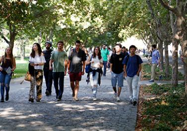 440 estudiantes fueron seleccionados para estudiar Ingeniería Comercial en la UC