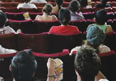 A Forecasting System for Movie Attendance