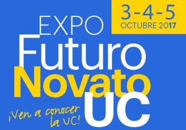 Expo Futuro Novato UC 2017 abre sus puertas el 3 de octubre