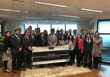 Banco de Chile renueva alianza con Escuela de Administración UC