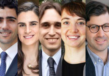 5 economistas UC son destacados dentro de las estrellas jóvenes de la economía mundial