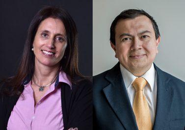 Verónica Vásquez y José Díaz recibieron el Premio de Reconocimiento a la Excelencia Docente