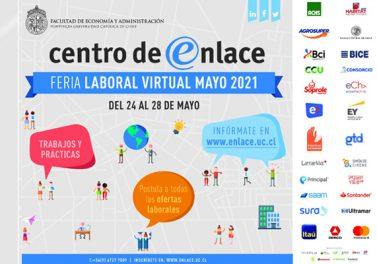 Feria Laboral Virtual tuvo gran cantidad de postulaciones a trabajos y prácticas profesionales