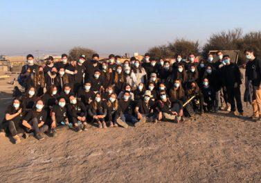 Estudiantes de 1er y 2do año participaron de Operaciones Novatas